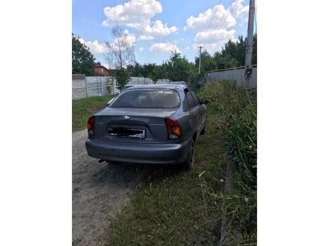 Chevrolet Lanos, 2008 г.в / Лот #0086