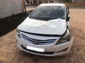 Hyundai Solaris (Хендай Солярис) 2012 г.в / Лот #0128