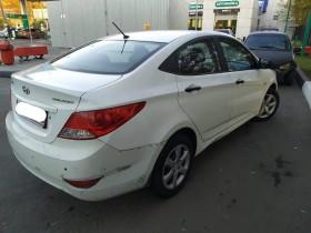 Hyundai Solaris (Хендай Солярис) 2013 г.в / Лот #0141