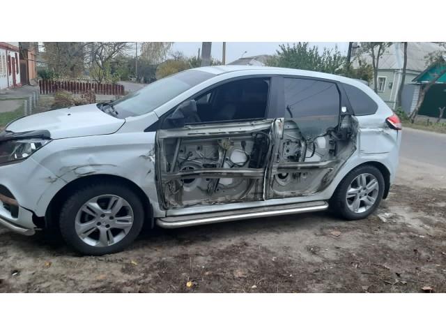Lada XRay, 2018 г.в / Лот #0155