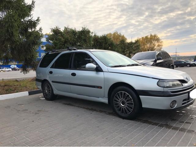 Renault Laguna 2003 г.в / Лот #0143