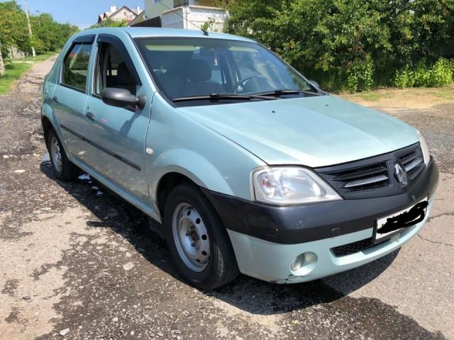 Renault Logan 2009 г.в / Лот #0026