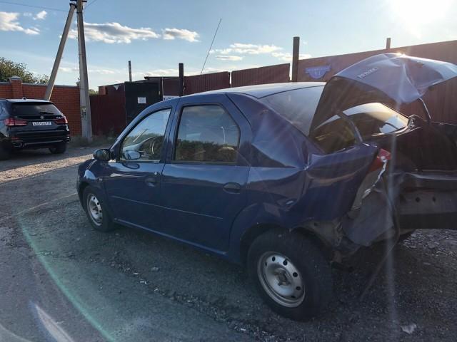 Renault Logan / Лот #0135