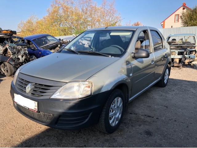 Renault Logan 2011 г.в / Лот #0145